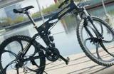 Велосипед Ламбо Блэк на литье lb013